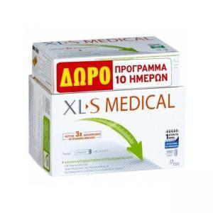 Γυναίκα XLS Medical – Fat Binder 180caps και Δώρο 60caps