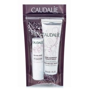 Χείλη Caudalie – Promo Κρέμα για Χέρια και Νύχια 30ml & Conditioner για Χείλια 4.5g