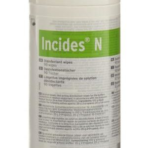 Απολυμαντικά Ecolab – Απολυμαντικά Υγρομάντηλα Incides N 90 μαντηλάκια