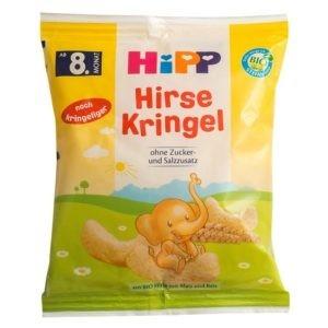 Διατροφή Βρέφους Hipp – Παιδικά Γαριδάκια από τον 8ο Μήνα 30 gr