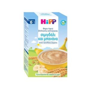 Infant Nutrition Hipp – Farin Lacte and Banana Age 6 Months 500g