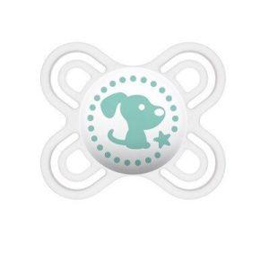 Πιπίλες - Μπιμπερό MAM – Perfect Start Πιπίλα Σιλικόνης 0-2 μηνών 1τμχ
