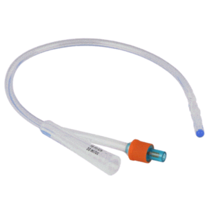 Διάφορα Αναλώσιμα-ph Homecare – Καθετήρας Foley 100% Silicone 2-way No16 1 τεμάχιο