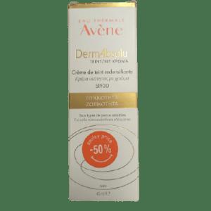 Γυναίκα Avene – Promo DermAbsolu Κρέμα Νεότητας με Χρώμα SPF30 40ml
