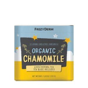 Τσαΐ Frezyderm – Organic Chamomile Ελληνικό Βιολογικό Χαμομήλι 30gr