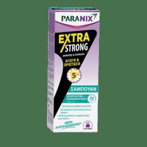 Σαμπουάν - Αφρόλουτρα Παιδικά Paranix – Extra Strong Shampoo Αντιφθειρικό Σαμπουάν – Αγωγή και Προστασία σε 5 Λεπτά 200ml