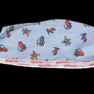Προστατευτικός Ρουχισμός GIMA – Υφασμάτινο Καπελάκι Χειρουργίου (Μπλε) 1τμχ Ref 26165