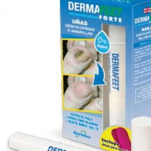 Διατροφή & Υγεία Dermafeet – Υγρό για Αποχρωματισμένα Νύχια σε Στυλό 4.2ml