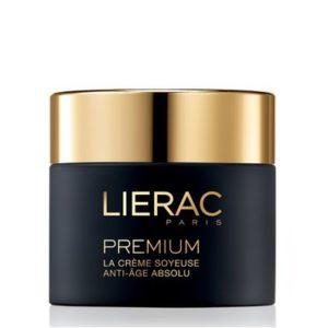Περιποίηση Προσώπου Lierac – Premium La Creme Soyeuse Ανυπέρβλητη Κρέμα Προσώπου Απόλυτης Αντιγήρανσης και Άνεσης Ελαφριάς Υφής 50ml