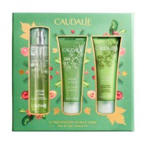 Αφρόλουτρα Caudalie – Promo Fleur de Vigne Fresh Fragnance 50ml και Shower Gel 50ml και Nourishing Body Lotion 50ml