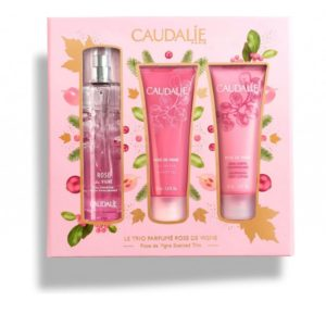 Περιποίηση Σώματος Caudalie – Promo Rose de Vigne Fresh Fragrance 50ml και Shower Gel 50ml και Body Lotion 50ml