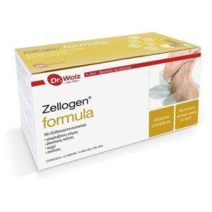 Συμπληρώματα Διατροφής PowerHealth – Dr. Wolz Zellogen Φόρμουλα Επανόρθωσης 14x20ml