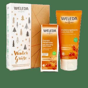 Περιποίηση Σώματος Weleda – Σετ Χριστουγέννων Ιποφαές 2020