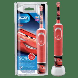 Οδοντόβουρτσες-Ph Oral-B – Vitality Kids Ηλεκτρική Οδοντόβουρτσα Cars για Παιδία 3+ χρονών 1τμχ