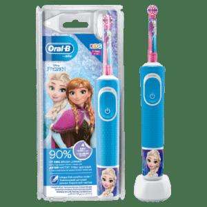 Οδοντόβουρτσες-Ph Oral-B – Vitality Kids Ηλεκτρική Οδοντόβουρτσα Frozen για Παιδία 3+ χρονών 1τμχ