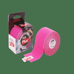 ΕΠΙΔΕΣΜΙΚΟ ΥΛΙΚΟ Nasara – Tape Κινησιοθεραπείας Αδιάβροχο Ροζ