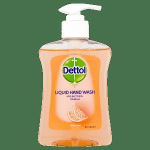 Διάφορα Αναλώσιμα-ph Dettol – Liquid Soap Grapefruit Κρεμοσάπουνο Χεριών 250ml