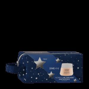 Περιποίηση Προσώπου Vichy – Starshine Neovadiol Κρέμα με Σύμπλοκο Αναπλήρωσης της Επιδερμίδας (Ξηρές Επιδερμίδες) 50ml και Τσαντάκι Μεταφοράς