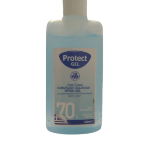 => STOP COVID-19 Protect – Αντισηπτικό Gel για Καθαρισμό Χεριών 70% 100ml