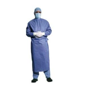 Προστατευτικός Ρουχισμός 3M – Μπλούζα Χειρουργική Μιας Χρήσεως Απλή XXLarge 7698C
