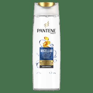 Σαμπουάν Pantene – Pro-V Micellar Purify & Nourish Shampoo Σαμπουάν 400ml