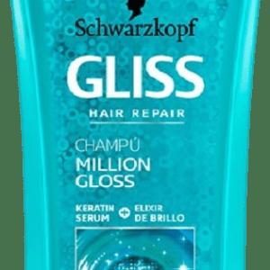 Σαμπουάν Schwarzkopf – Gliss Hair Repair Επανορθοτικό Σαμπουάν Μαλλιών 400ml