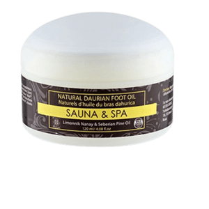 Γυναίκα Natura Siberica – Sauna & Spa Natural Siberian Foot Butter Βούτυρο για τα πόδια 120ml