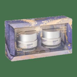Περιποίηση Προσώπου Medisei – Promo Night Treasure Limited Edition Panthenol Extra Night Cream with Active Night Complex Κρέμες Αντιρυτιδική Ενυδάτωση Θρέψη Σύσφιξης 2x50ml