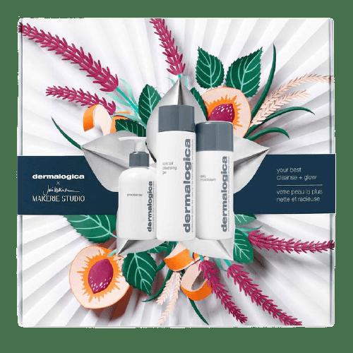 Περιποίηση Προσώπου Dermalogical – Promo Your Best Cleanse + Glow Περιποίηση του Δέρματος 1τμχ