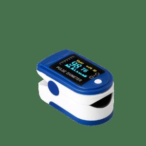 => STOP COVID-19 Pulse – Fingertip Παλμικό Οξύμετρο Δακτύλου