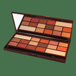 Γυναίκα Revolution – Chocolate Orange Palette
