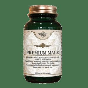 Βιταμίνες Sky Premium Life – Premium Male Πολυβιταμίνη με Μέταλλα για Άντρες 60tabs