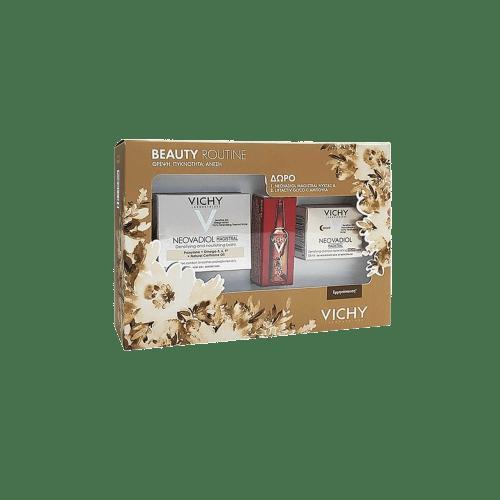 Περιποίηση Προσώπου Vichy – Promo Beauty Routine Neovadiol Magistral 50ml και Δώρο Neovadiol Magistral Νύχτας 15ml και Liftactiv Glyco-C Αμπούλα Νύχτας 2ml