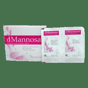 Αντιμετώπιση FrezyDerm – dMannosa D-Μαννόζη & Εκχύλισμα Κράνμπερι για την Υγεία του Ουροποιητικού Συστήματος 14x4g
