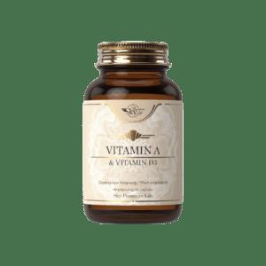 Βιταμίνες Sky Premium Life – Vitamin A και Vitamin D3 Συμπλήρωμα Διατροφής 60caps