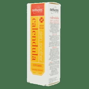 Γυναίκα PowerHealth – Nelsons Calendula Cream Ενυδατική και Καταπραυντική για το Δέρμα 30gr