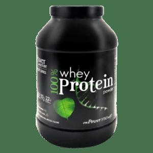 Πρωτεΐνες - Υδατάνθρακες PowerHealth – Power of Nature 100% Whey Protein Ρόφημα Υψηλής Περιεκτικότητας από Πρωτεΐνη Ορού Γάλακτος με Γεύση Σοκολάτα 1kg
