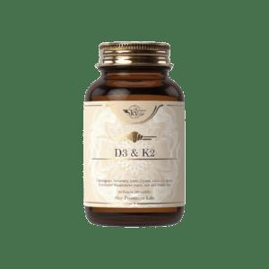 Βιταμίνες Sky Premium Life – Βιταμίνη D3 και Βιταμίνη K2 Συμπλήρωμα Διατροφής 60tabs