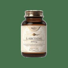 Αμινοξέα Sky Premium Life – Arginine 500mg Συμπλήρωμα Διατροφής Αργινίνης 60tabs