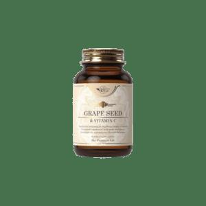 Βιταμίνες Sky Premium Life – Grape Seed και Vitamin C Συμπλήρωμα Διατροφής 60caps