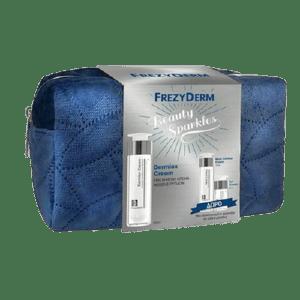 Περιποίηση Προσώπου Frezyderm – Promo Beauty Sparkles Dermiox Cream Αντιρυτιδική Κρέμα Προσώπου και Λαιμού 50ml και Neck Contour Cream Κρέμα Σύσφιξης Λαιμού 15ml και Eye Cream Συσφικγκτική Κρέμα Ματιών 5ml