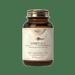 Άγχος - Στρες - Χαλάρωση Sky Premium Life – Omega-3 Συμπλήρωμα Διατροφής Με Ωμέγα-3 Λιπαρά Οξέα 50 μαλακές κάψουλες