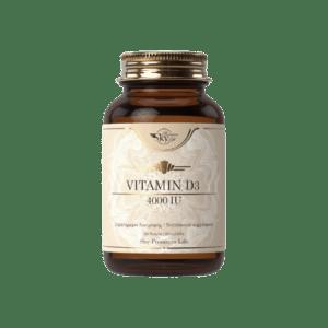Βιταμίνες Sky Premium Life -Vitamin D3 Συμπλήρωμα Διατροφής Με Υψηλή Περιεκτικότητα Σε Βιταμίνη D3 4000IU 60tabs