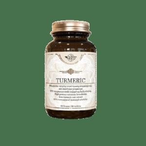Βότανα Sky Premium Life – Turmeric Συμπλήρωμα Διατροφής με Κουρκουμίνη 60tabs