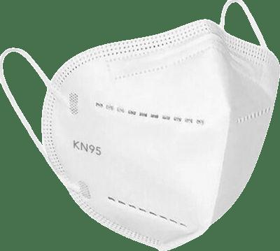 => STOP COVID-19 Syndesmos – Μάσκα Προστασίας FFP2 (KN95) Χωρίς Βαλβίδα Εκπνοής 5τεμ