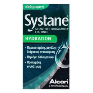 Οφθαλμικές Σταγόνες-Ph Alcon – Systane Hydration UD Λιπαντικές Οφθαλμικές Σταγόνες 30 vials x 0.7ml