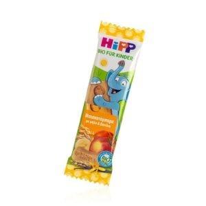 Διατροφή Βρέφους HiPP – Μπισκοτόμπαρα με Μήλο & Βανίλια 1τμχ