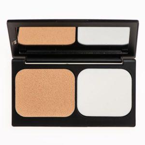 Γυναίκα Korres – Corrective Compact Foundation SPF20 Διορθωτικό Compact Make-up Ατέλειες & Ματ Αποτέλεσμα ACCF2 με Ενεργό Άνθρακα 9.5g