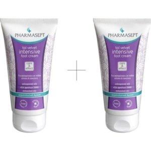 Ξηρότητα-Σκασίματα-ph Pharmasept – Promo Intensive Foot Cream 2x75ml