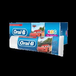 Οδοντόκρεμες-ph Oral-B – Kids 3+ Years Παιδική Οδοντόβουρτσα για Γερά Δόντια 75ml